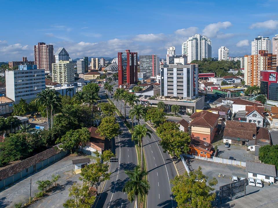 Abrir empresa em Joinville MT